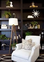 living room design plant