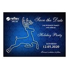 Company Holiday Party Invitation Wording Company Holiday Party Invitation Save The Date Zazzle Com