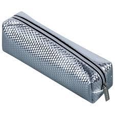 Купить <b>Пенал</b> без наполнения <b>Brauberg Celebrity Silver</b> (228993 ...
