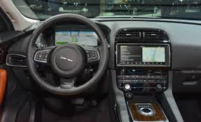 2018 jaguar f pace interior. brilliant 2018 2016 jaguar f pace steering wheel and dashboard and 2018 jaguar f interior