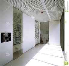 hallway office. Hallway In Modern Office Building N