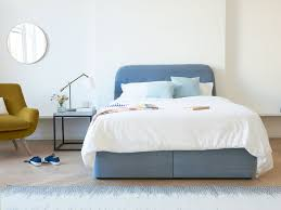 bed. Store Storage Bed With Our Napper Headboard