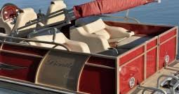 2018 bentley pontoon. perfect bentley 220 bentley elite rear lounger model throughout 2018 bentley pontoon