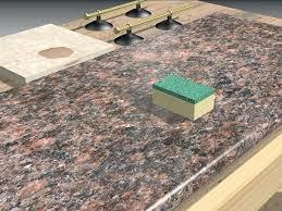 granite countertop seams granite counter seam filler