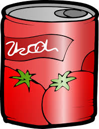 can clipart. can of tomato juice clipart t