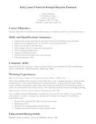 Objective Summary Resume Objective Summary For Manufacturing Resume Example Business 27