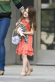 katie holmes daughter suri cruise is an old hand at makeup and heels
