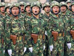 Image result for chinese army crossed indian border