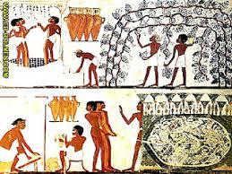 Resultado de imagem para IMAGENS DE COMIDA DO EGITO
