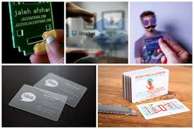 Cool Design Cards 20 Wonderful Examples Of Plastic Business Card Designs