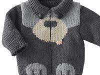 Детям: лучшие изображения (506) в 2019 г. | Baby knitting, Knitting ...