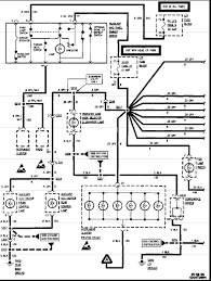 1996 chevrolet silverado 1500 stereo wiring diagram gm trailer wiring diagram 7 pin at free