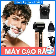 ✔️ Shop uy tín ⭐ Máy cạo râu đa năng, Cạo râu Bo teng Giá rẻ không gây đau  rát, Tổn thương ⭐ LỖI 1 ĐỔI 1