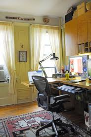 home office design quirky. In The 13 Years Since Iris A. Brown Design Was Founded, Has Collaborated With A Non-stop Cavalcade Of Creatives Inside Vibrant New York City Home Office Quirky F