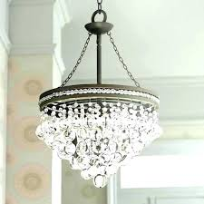 chandeliers mini white chandelier small crystal outstanding post hampton bay kristin 3 light hanging