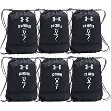 Under Armour Elite Team <b>Cinch Sack</b> - T3 Lacrosse
