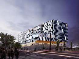 atelier d'architecture King Kong Unveils Design for the NH Hotel at the  Toulouse Blagnac