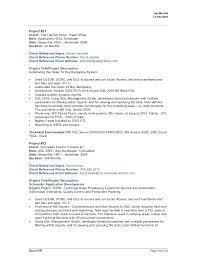 Sql Server Developer Resumes Oracle Bi Developer Bi Developer Resume Resumes Db Resume