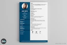 Resume Examples With Color Resume Builder Creative Resume Templates CraftCv 1
