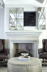 tv over fireplace over fireplace gorgeous chic and modern wall mount ideas for living