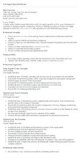 Quality Control Specialist Sample Resume. Quality Control Inspector ...