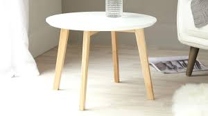 round white side table with drawer uk small