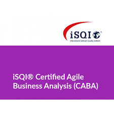 Isqi® Certified Agile Business Analysis Certification