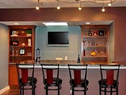 basement bar lighting. basement bar lighting ideas regarding beautiful interior with track dull pendant and upholstered white kitchen w