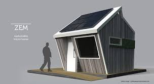 Small Picture The ZEM A Tiny House Powered by Renewable Energy