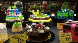 A Selection Of Some Of The Great Cakes From Safeway Cakes Cake