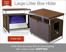 Modern Cat Designs Large Litter Hider