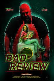 Bad Movie Poster Design Artstation Bad Review Official Poster Kyle V James
