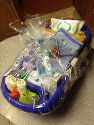 gift baskets for baby shower