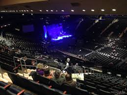 concert seat view for madison square garden section 226