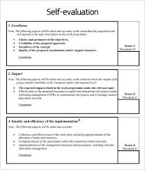 self evaluation essay examples okl mindsprout co self evaluation essay examples