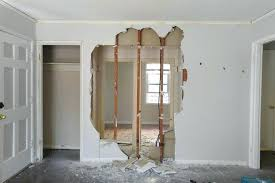 cost to knock down a wall finest knocking down walls for additional living space with how cost to knock down a wall