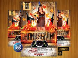 thanksgiving party flyer thanksgiving party flyer template by grandelelo on deviantart