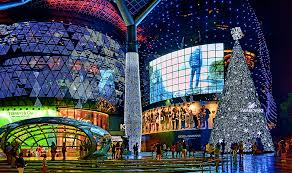 Small Picture in Singapore Where to see holiday lights and spectacular displays