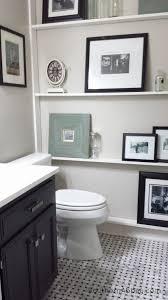 Fine Half Bathrooms Diy Show Off Bathroom Intended Creativity Design