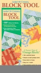 Ladies' Art Company Block Tool : Connie Chunn : 9781571209856