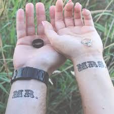 Decentní Tetování Pro Zamilované Creativelifecz Kreativní