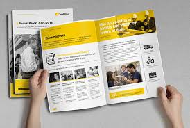 finance report templates 40 best corporate indesign annual report templates web graphic