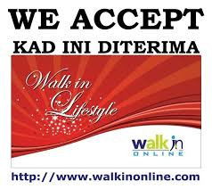 exclusive for walk in lifestyle card members