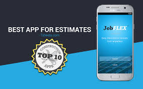 invoice estimate jobflex android apps on google play invoice estimate jobflex screenshot