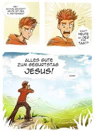 Comic 911 Jesus