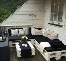 wooden pallet garden furniture. Attractive Ideas Outdoor Furniture Made From Wood Pallets How To Build A Pallet Sofa For The Wooden Garden