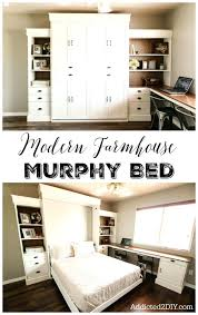 wall bed ikea murphy bed. Diy Murphy Bed Ikea How To Build In Wall Beds Kits And Plans Easy With