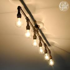 industrial lighting diy. 25 best pipe lighting ideas on pinterest industrial wall art lights and vintage diy t