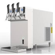 crystal countertop water dispenser chiller carbonator 2 faucet etl and etls approved lancer midwest