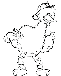 Coloring Pages Of Tweety Bird And Coloring Page Free Bird Coloring
